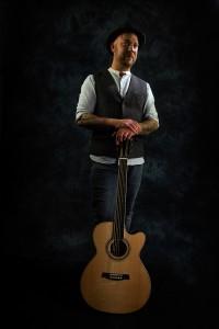 JT+acoustic stood
